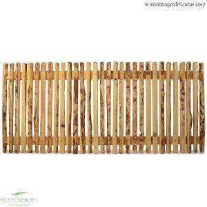 Zaun Walden Grundelement 67 cm