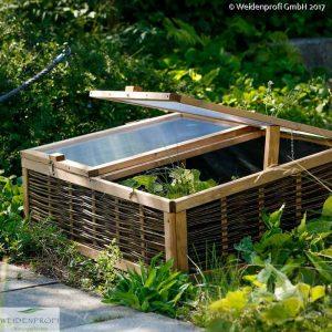 Naturzaune Sichtschutz Gartenzaune Korbwaren Naturgeflechte24 De