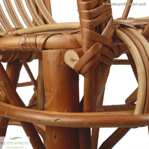 Kinderschaukelstuhl Detail