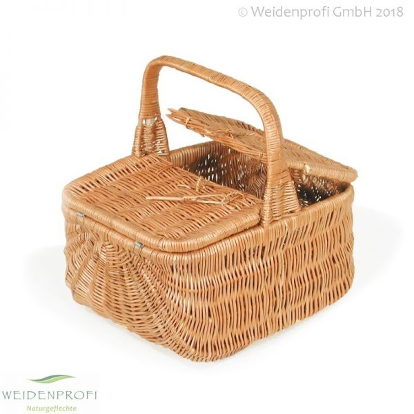 Picknickkorb, hell