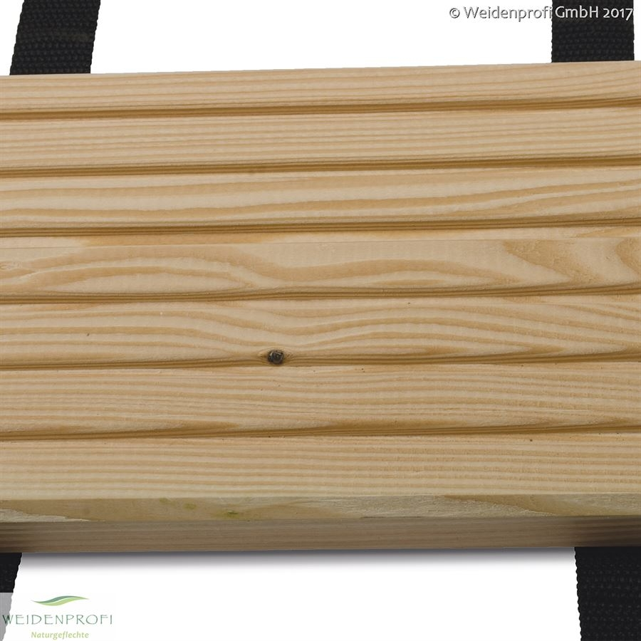 Rollweg Gartenweg Lärche Holz Tritte für Garten und Beet