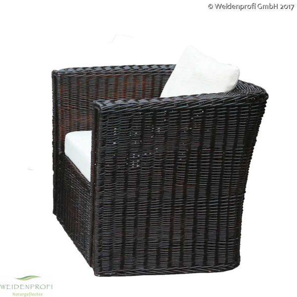 Weidenmöbel Sessel Weide