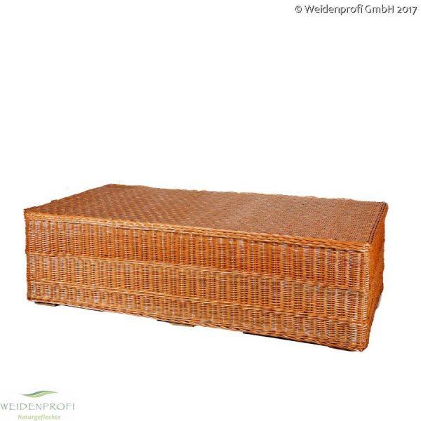 Weidenmöbel Tisch Classico