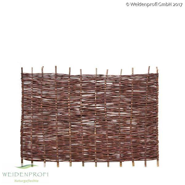Weidenzaun BALDO Natur, seidenmatt 180 x 120 cm