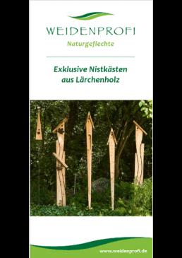 Download Flyer Nistkasten