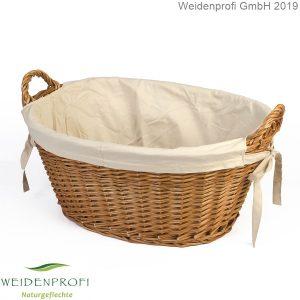 Wäschekorb Stoffeinlage