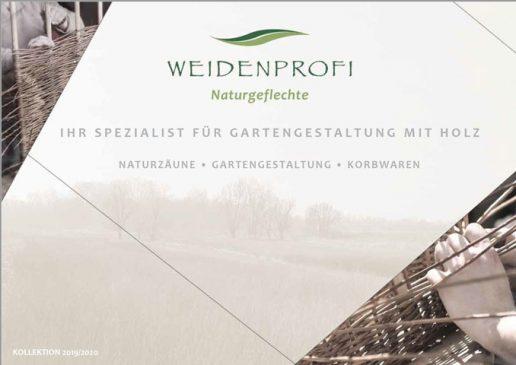 Weidenprofi Katalog 2019