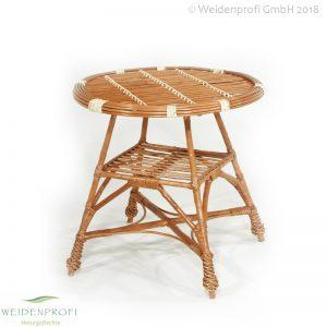 Weidenmöbel_Tisch rund